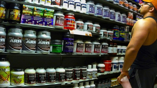 supplement marketing